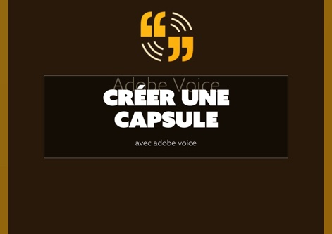 capsules video - cover